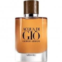 Acqua di Giò Absolu von Giorgio Armani