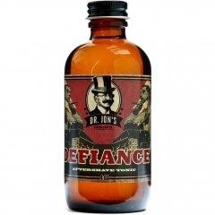 Defiance Aftershave Tonic von Dr. Jon's