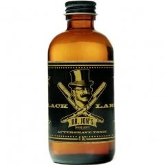 Black Label Aftershave Tonic von Dr. Jon's