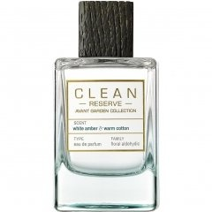 Clean Reserve Avant Garden - White Amber & Warm Cotton by Clean
