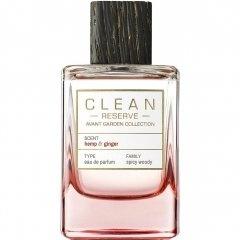 Clean Reserve Avant Garden - Hemp & Ginger by Clean