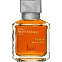 Absolue Pour Le Soir by Maison Francis Kurkdjian