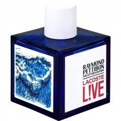 L!ve Raymond Pettibon Collector's Edition by Lacoste