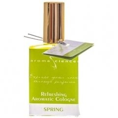 Refreshing Aromatic Cologne - Spring von Aroma Sciences