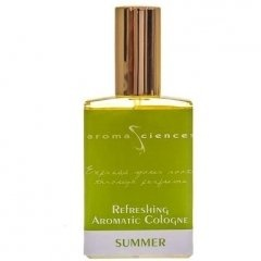 Refreshing Aromatic Cologne - Summer von Aroma Sciences