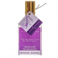 Highland Fragrances - Wood Song von Aroma Sciences