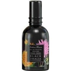 Italian Flowers - Black Dhalia von Rudy Profumi