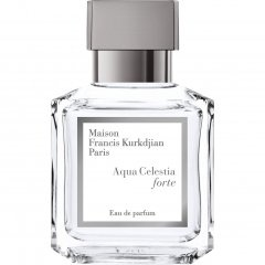 Aqua Celestia Forte von Maison Francis Kurkdjian