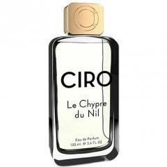 Le Chypre du Nil (2018) by Ciro / Parfums Ciro