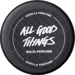 All Good Things (Solid Perfume) von Lush / Cosmetics To Go