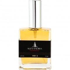 1981 X von Alexandria Fragrances