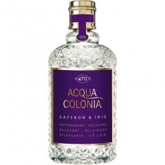 Acqua Colonia Saffron & Iris by 4711