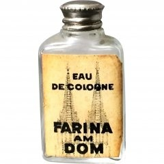 Eau de Cologne by Farina am Dom Köln