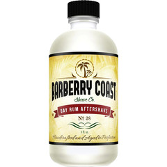 Bay Rum Nº 28 (Aftershave) by Barberry Coast Shave Co.
