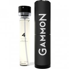 4 - The Black Hoodie Eau de Performance by Gammon