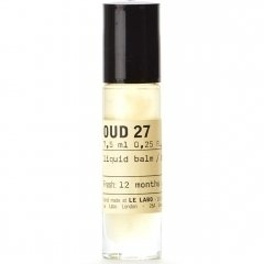 Oud 27 (Liquid Balm) by Le Labo