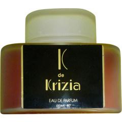 K de Krizia (1980) (Eau de Parfum) by Krizia