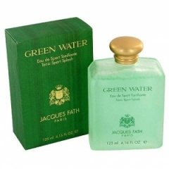 Green Water (1947) (Eau de Toilette) von Jacques Fath