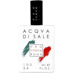 Acqua di Sale Tricolore Limited Edition von Profumum Roma