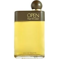 Open (Eau de Toilette) von Roger & Gallet