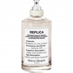 Replica - Whispers in the Library by Maison Margiela