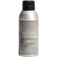 Coastline (Body Spray) by Hollister