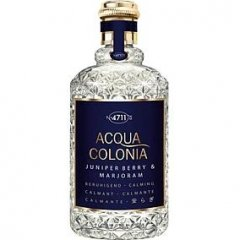 Acqua Colonia Juniper Berry & Marjoram von 4711