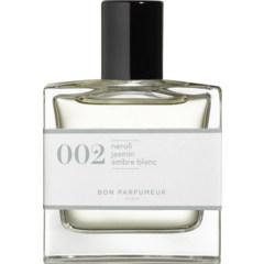 002 Neroli Jasmin Ambre Blanc by Bon Parfumeur