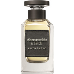 Authentic Man by Abercrombie & Fitch
