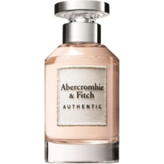Authentic Woman by Abercrombie & Fitch