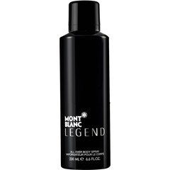 Legend (Body Spray) von Montblanc