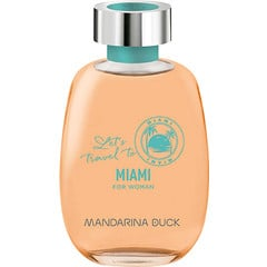 Let's Travel To Miami for Woman by Mandarina Duck