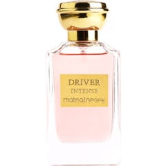 Driver Intense Women by Matea Nesek
