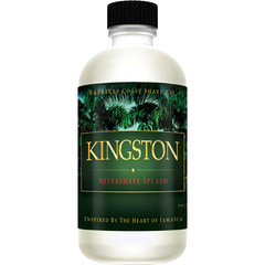 Kingston (Aftershave) by Barberry Coast Shave Co.