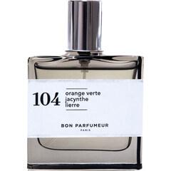 104 Orange Verte Jacynthe Lierre by Bon Parfumeur