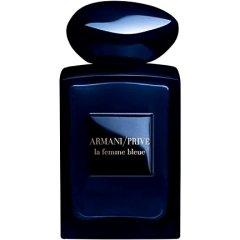 Armani Privé - La Femme Bleue by Giorgio Armani