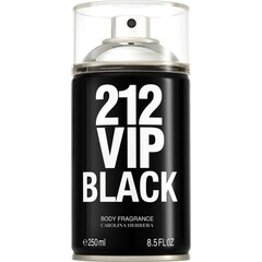 212 VIP Black (Body Fragrance) by Carolina Herrera