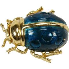 Blue Grass Love Bug Locket (Solid Perfume) von Elizabeth Arden