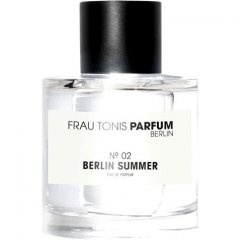 № 02 Berlin Summer by Frau Tonis Parfum