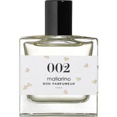002 Mallarino by Bon Parfumeur