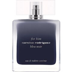 For Him Bleu Noir (Eau de Toilette Extrême) von Narciso Rodriguez