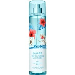 Havana Tropical Vanilla & Cherimoya by Bath & Body Works
