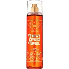 Snowy Citrus Swirl by Bath & Body Works