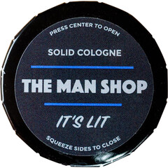 It's Lit (Solid Cologne) by The Man Shop