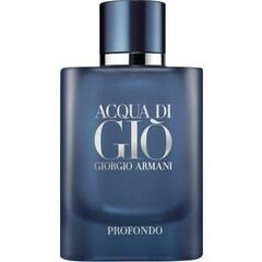 Acqua di Giò Profondo von Giorgio Armani