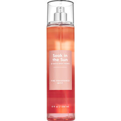 Soak in the Sun by Bath & Body Works