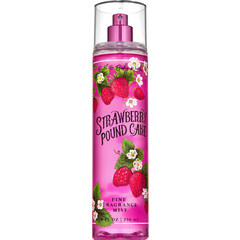 Strawberry Pound Cake by Bath & Body Works
