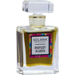 Rhapsody in Green (Pure Parfum) von Solana Botanicals