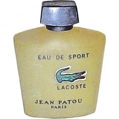 Lacoste Eau de Sport by Jean Patou