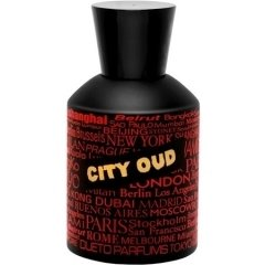 City Oud by Dueto Parfums